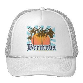 Island of Bermuda Souvenirs Cap