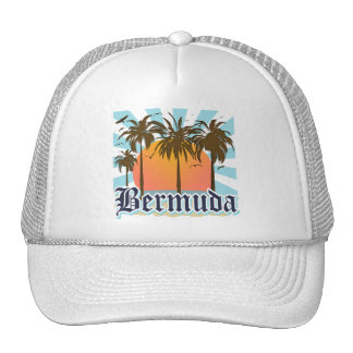 Island of Bermuda Souvenirs Hats