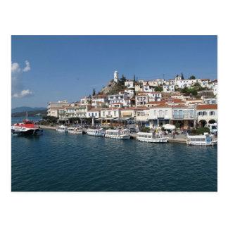 Island of Greece Postcard