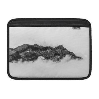 Island on clouds MacBook air sleeve