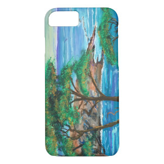 Island Painting iPhone 7 Case