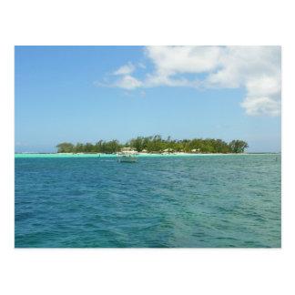Island Paradise Mauritius Postcard