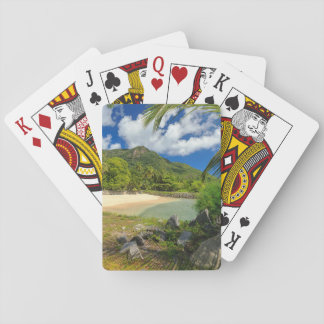 Island Paradise Playing Cards