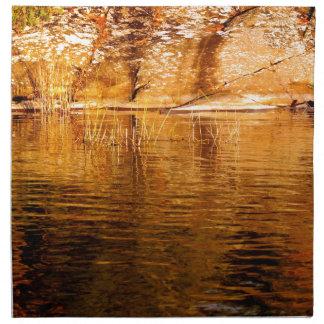 Island Reflections Napkin