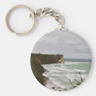 Island reproaches Cape Arkona Basic Round Button Key Ring