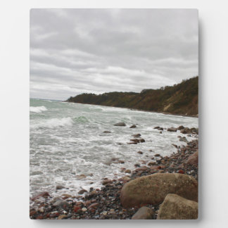 Island reproaches in the Baltic Sea Plaque