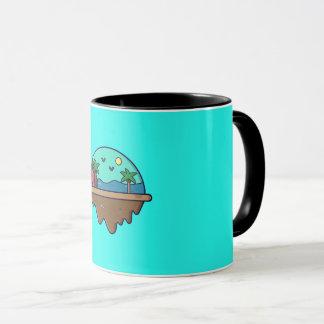 Island Serie - Beach Island Mug