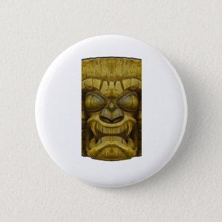 Island Spirits 6 Cm Round Badge