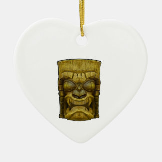 Island Spirits Ceramic Ornament