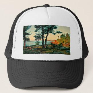 Island Stopover to St Joseph Trucker Hat