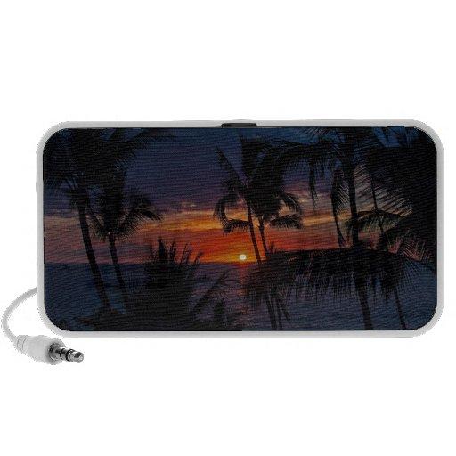 Island Sunset Travelling Speaker