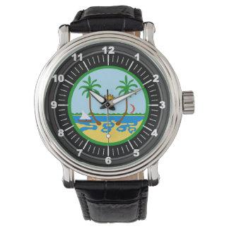 Island Themed Watch