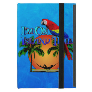 Island Time In Hammock Cases For iPad Mini