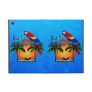 Island Time In Hammock Case For iPad Mini