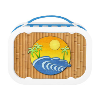 Island Time Lunch Box