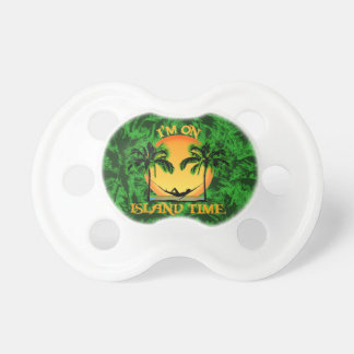 Island Time Pacifiers