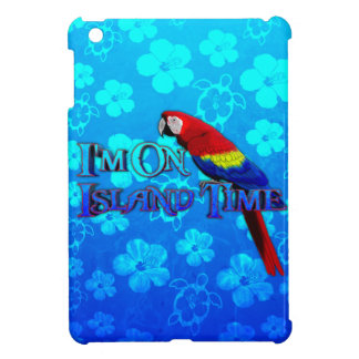 Island Time Parrot Case For The iPad Mini