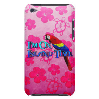 Island Time Parrot iPod Touch Cover