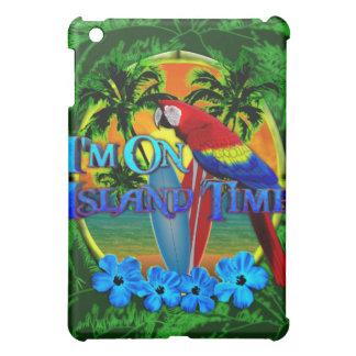 Island Time Sunset iPad Mini Cover