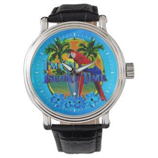 Island Time Sunset Watch