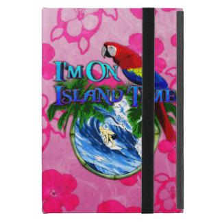 Island Time Surfing iPad Mini Covers