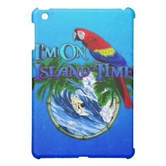 Island Time Surfing iPad Mini Cases