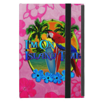 Island Time Surfing iPad Mini Cover