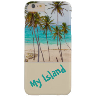 Island-Tropical-i-phone-case Barely There iPhone 6 Plus Case