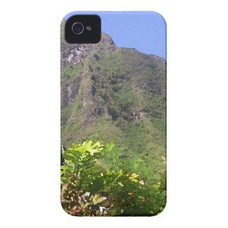 Island Vegetation iPhone 4 Case-Mate Cases