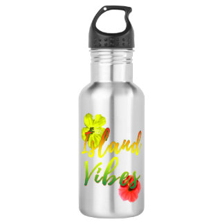Island Vibes 532 Ml Water Bottle