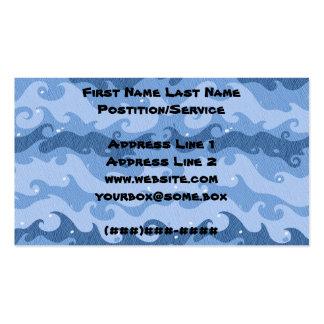Islander Pack Of Standard Business Cards