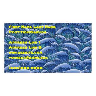 Islander Business Card Templates