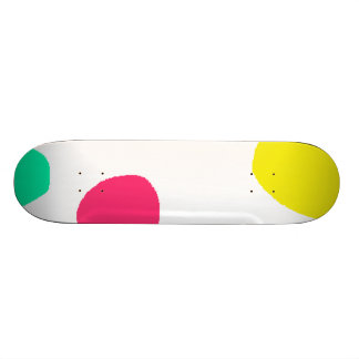 Islands 21.6 Cm Old School Skateboard Deck