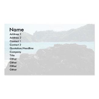 Islands Business Card Templates