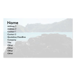 Islands Pack Of Standard Business Cards