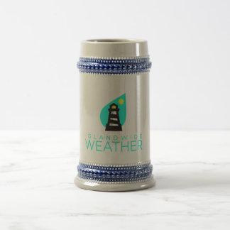 Islandwide Weather Beer Stein