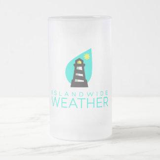 Islandwide Weather Frosted Mug