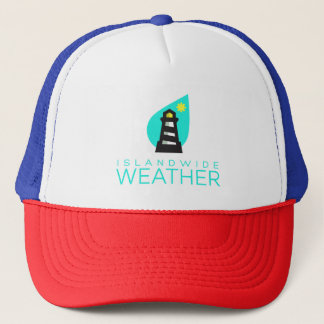 Islandwide Weather Trucker Hat