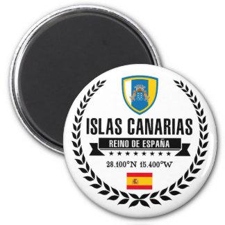 Islas Canarias Magnet