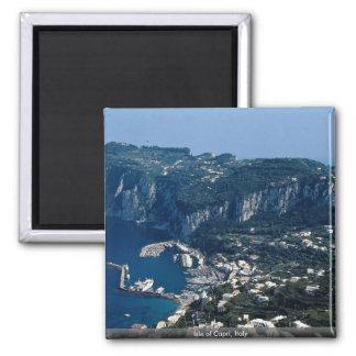 Isle of Capri, Italy Magnet