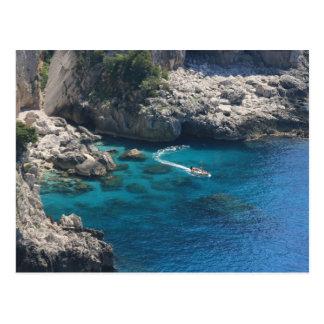 Isle of Capri Postcard