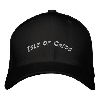 Isle of Chíos Embroidered Cap