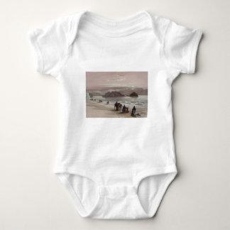 Isle of Graia Gulf of Akabah Arabia Petraea Baby Bodysuit