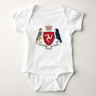 Isle of Man coat of arms Creeper