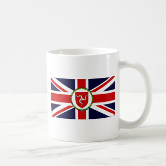 Isle of Man Lieutenant Governor Flag Coffee Mug