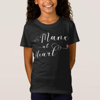 Isle of Man Manx At Heart Tee Shirt