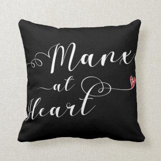 Isle of Man Manx At Heart Throw Cushion