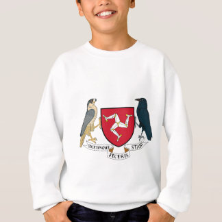 Isle of Man Republican Coat of Arms - Manx Emblem Sweatshirt