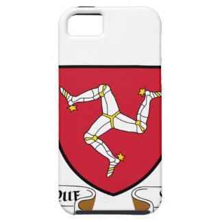 Isle of Man Republican Coat of Arms - Manx Emblem Tough iPhone 5 Case