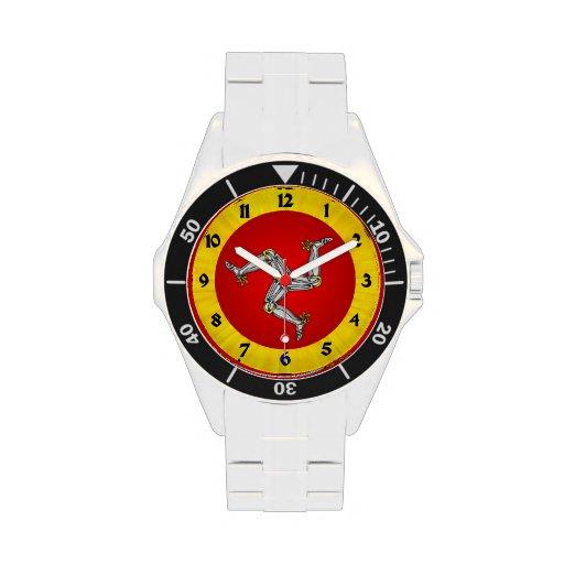 Isle of Man Wrist Watch